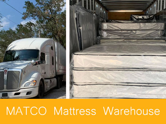 Mattress Warehouse Pensacola, Florida!