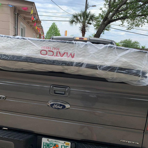 Price low for queen mattress in Pensacola, Fl