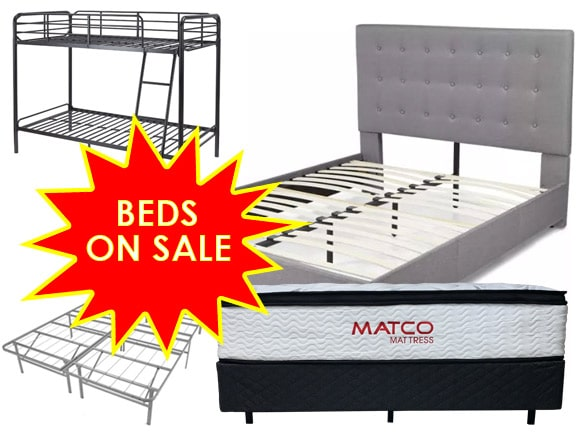Beds on sale - Pensacola, Florida