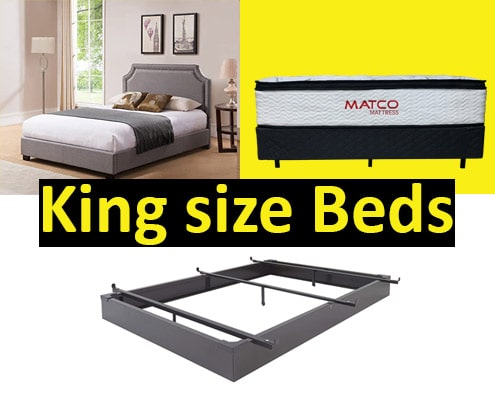 King size bed - Pensacola, Florida