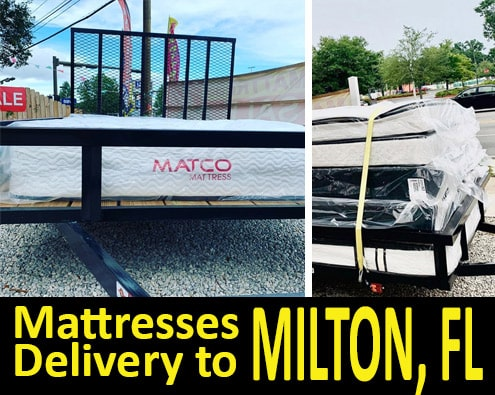 Mattresses and Beds in Milton, Florida