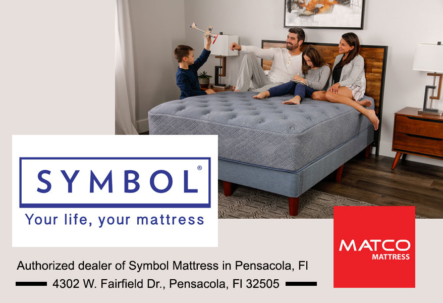 MATCO Mattress is authorized dealer of Symbol Mattress in United States of America.