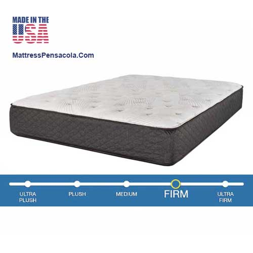 Firm mattress available in store