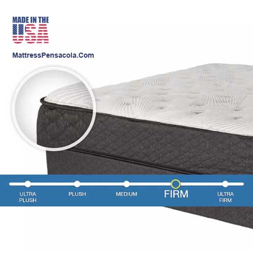 Firm mattress and Box spring