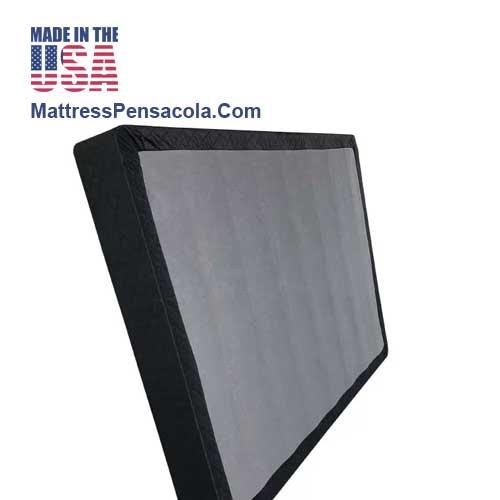Mattress base in mattress store