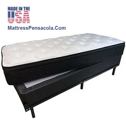 Mattress Euro Top in store Pensacola