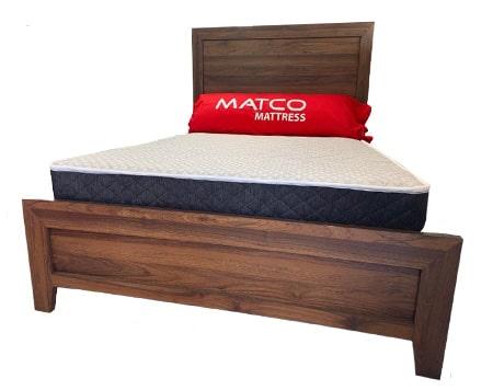 Queen mattress coils type