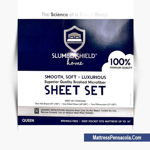 Mattress sheet sets in store - Pensacola